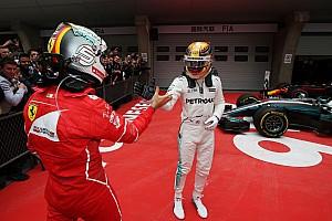 F1 Noticias de última hora Lewis Hamilton habló sobre sus rivales en 2018