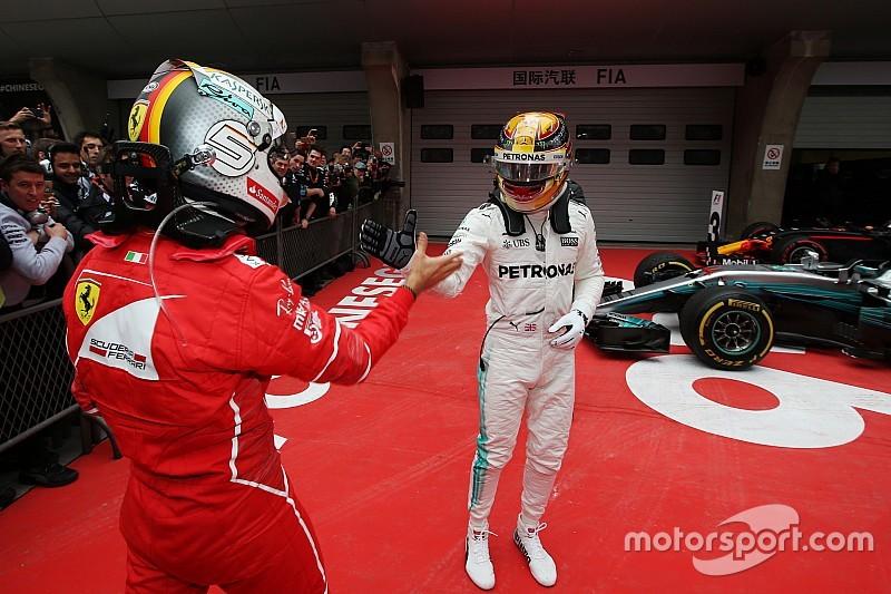 F1, la resurrección
