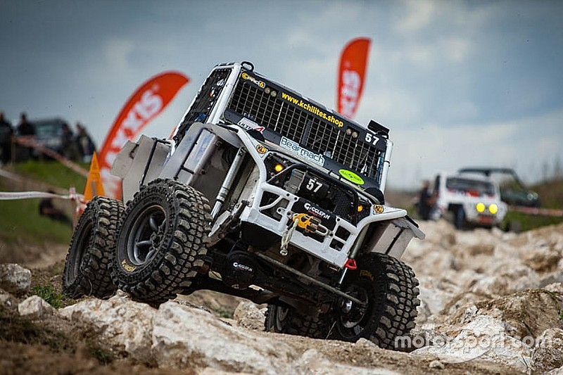 2017 Ultra4 Europe Round 1 – Maxxis King of France