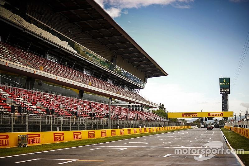 GP d'Espagne - Les 25 meilleures photos de jeudi