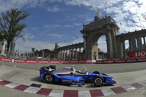 IndyCar Championnat - Dixon garde la tête d'un souffle