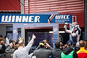 WTCC Reporte de la carrera Primera victoria de Ehrlacher y podio de Guerrieri en Termas
