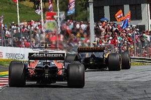 Fórmula 1 Noticias McLaren no influirá en el motor Renault hasta 2020