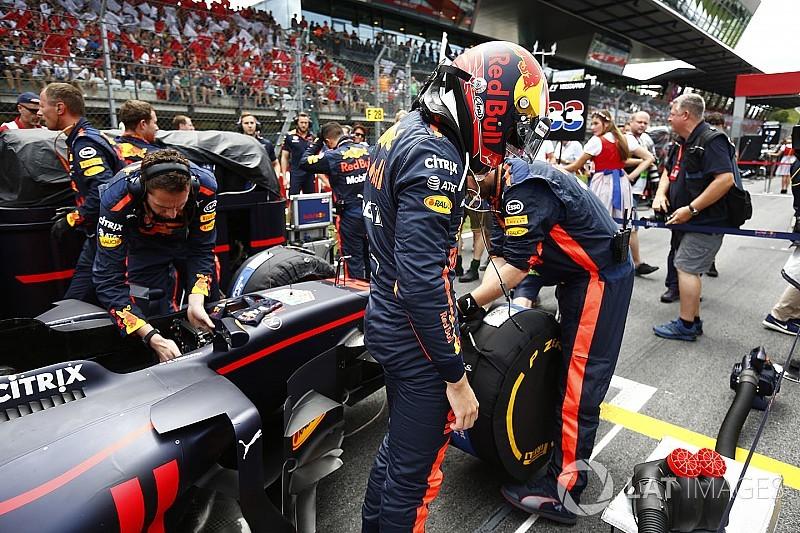 """Verstappen admite que """"pierde confianza"""" por lo sucedido en Red Bull"""
