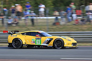 Le Mans Breaking news Taylor says Corvette is best he's ever driven at Le Mans