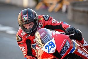 Road racing Новость Гай Мартин снялся с главной гонки Isle of Man TT
