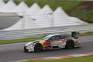 Super GT Race report Buriram Super GT: Hirakawa/Cassidy take points lead with win