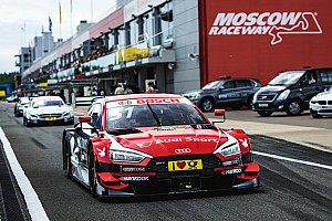 DTM Breaking news Mercedes, BMW angered by Audi driver Muller's strategy