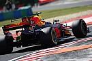 Macaristan GP 2. antrenman: Ricciardo liderliği bırakmadı