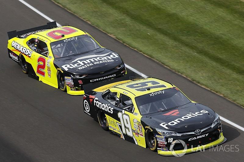 Xfinity Series driver Matt Tifft to move to RCR in 2018