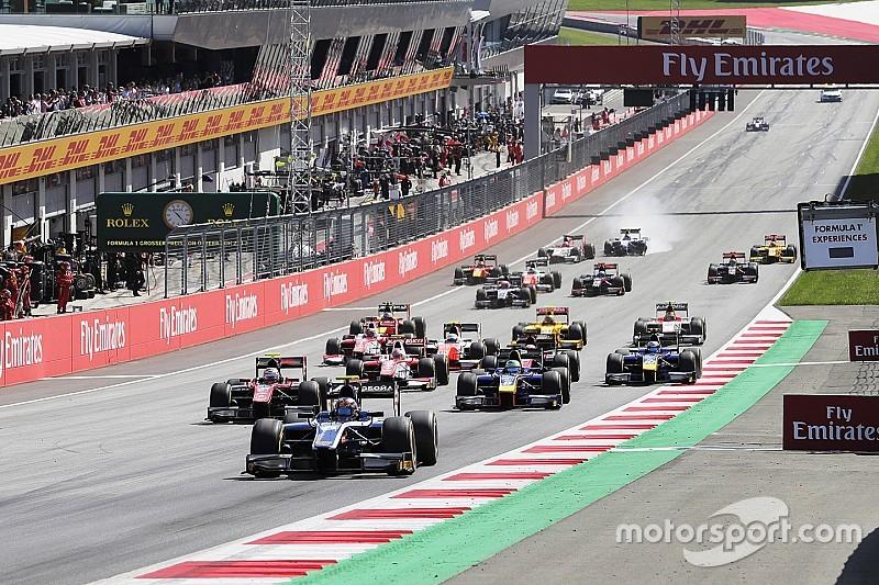 الفورمولا 2 تعلن عن روزنامة موسم 2018 الموسّعة