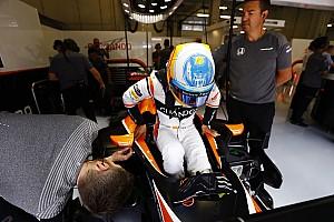 F1 Noticias de última hora Alonso espera una carrera dura para McLaren
