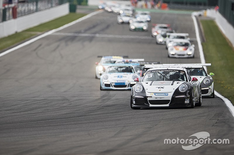 Porsche Cup pilotlarımız bu hafta sonu Zandvoort'ta