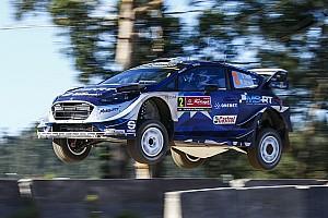 WRC Prova speciale Portogallo, PS11: Tanak risponde a Ogier vincendo la stage