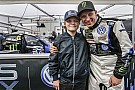 World Rallycross Solberg's son to become youngest rallycross Supercar driver