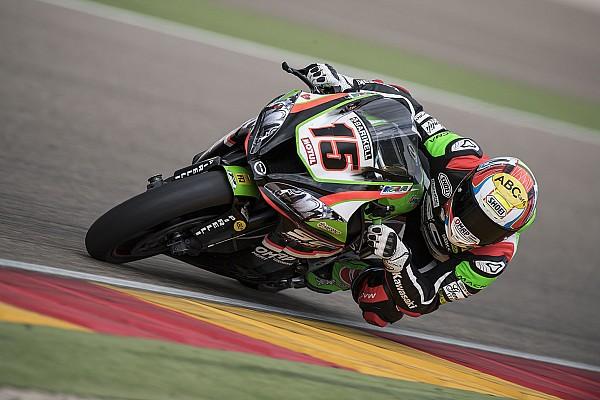 Superbike-WM News Superbike-WM 2017: Alex de Angelis fliegt bei Pedercini raus