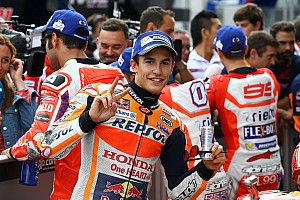 MotoGP Kwalificatieverslag Marquez blijft Ducati-fabrieksrijders voor in kwalificatie GP Oostenrijk