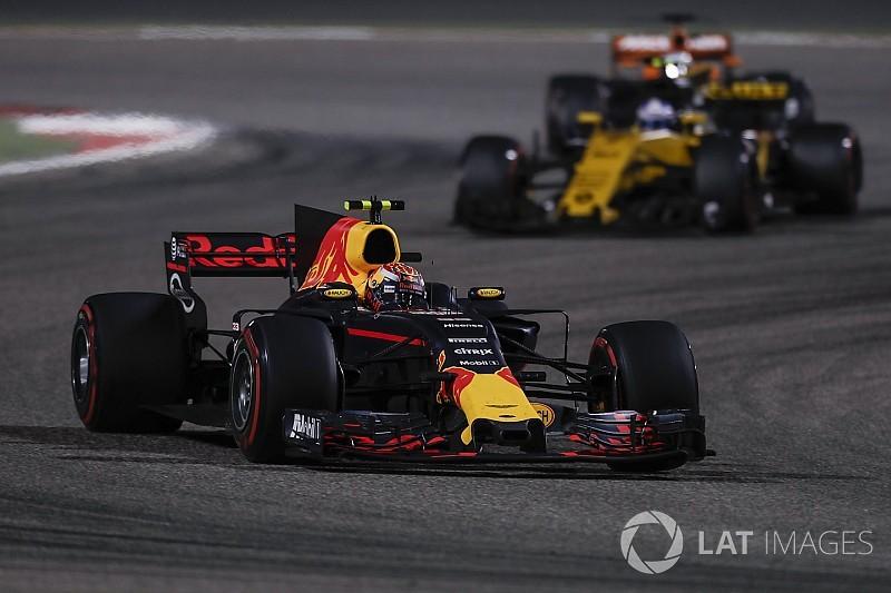 Ферстаппен опроверг слова Переса о возможностях двигателя Renault