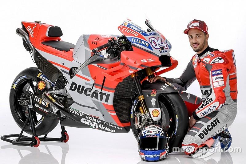 Ducati: Довіціозо та Петруччі представлять Desmosedici GP 2019 18 січня в Швейцарії