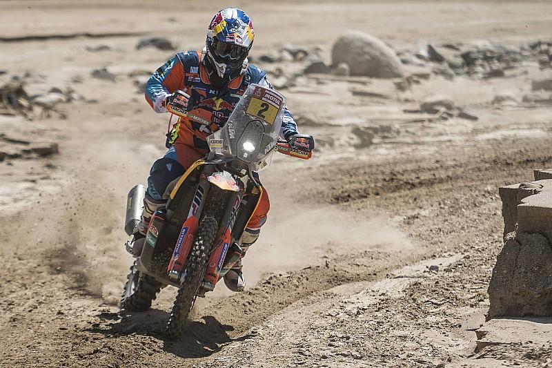 El Dakar también recorta la etapa 13 para motos y quads