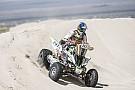 Dakar Dakar, Quad, Tappa 13: Gonzalez al top, Casale vicino alla meta