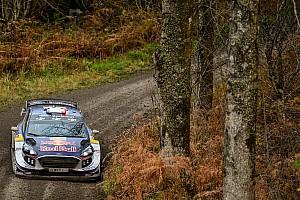 WRC Leg звіт Ралі Уельс: перша проба