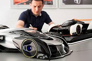 Автомобили Новости Motorsport.com Amalgam Collection выпустит модель McLaren Ultimate Vision Gran Turismo