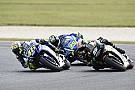 MotoGP ロッシ「イアンノーネの攻撃により、マルケスを追い切れなかった」