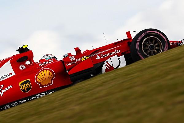 Fórmula 1 Últimas notícias Ferrari troca chassi de carro de Vettel