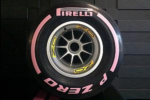 На Гран Прі США шини Ultrasoft стануть рожевими