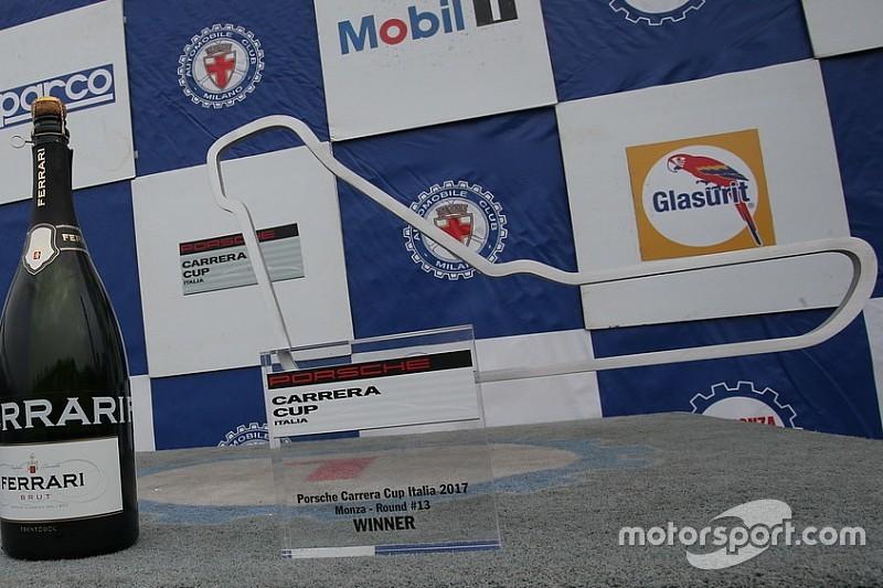 Carrera Cup Italia, tutto pronto per lo showdown di Monza. E Fulgenzi c'è!
