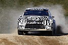 World Rallycross Volkswagen begins testing new Polo RX car