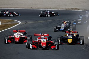 F3 Europe Analysis The Red Bull-Ferrari rookie title fight brewing in F3