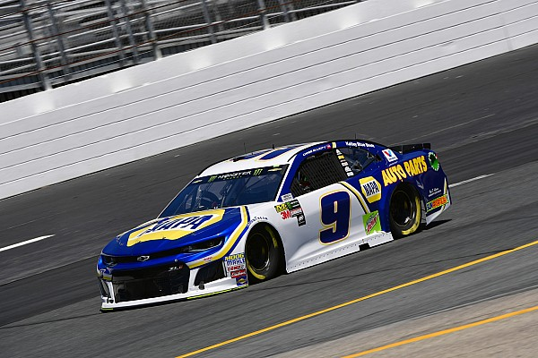 NASCAR Cup Race report Chase Elliott earns his first stage win of season at New Hampshire