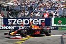 Formule 1 In beeld: De crash van Max Verstappen in Monaco