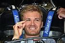 Nico Rosberg bleibt dabei: Kein Weg zurück!