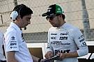VIDEO: Checo Pérez trabaja en el gym previo a temporada de F1