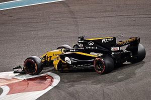 F1 Análisis Análisis: un implacable Renault jugó sus cartas en Abu Dhabi