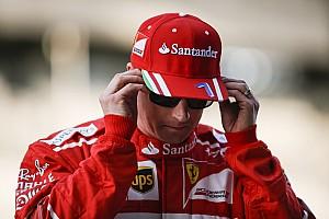 Formula 1 Röportaj Raikkonen, Ferrari'nin 2017 performansını değerlendirdi