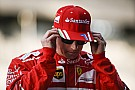 F1 VIDEO: Kimi Raikkonen maneja un kart sobre hielo