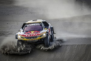 Dakar Actualités Peugeot répond aux plaintes des pilotes Toyota