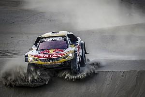 Dakar News Peugeot-Duell: