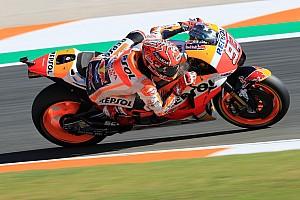 MotoGP Antrenman raporu Valencia MotoGP Isınma seansı: Marquez liderliği bırakmadı