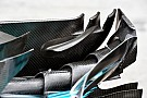 F1-Technik: Detailfotos der Updates für den GP Brasilien 2017