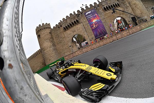 Formel 1 Renault verteidigt Hülkenberg: