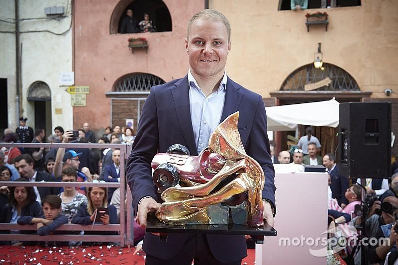 Bottas, Brisighella kentinde Lorenzo Bandini ödülünü aldı