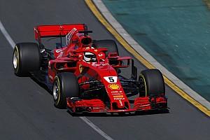 Vettel: Ferrari henüz gerçek performansını göstermedi