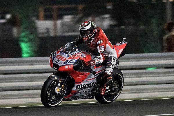 MotoGP Brembo устранила проблему с тормозами, из-за которой упал Лоренсо