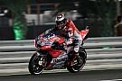 """MotoGP Lorenzo diz que teve """"sorte"""" após problema de freio no Catar"""