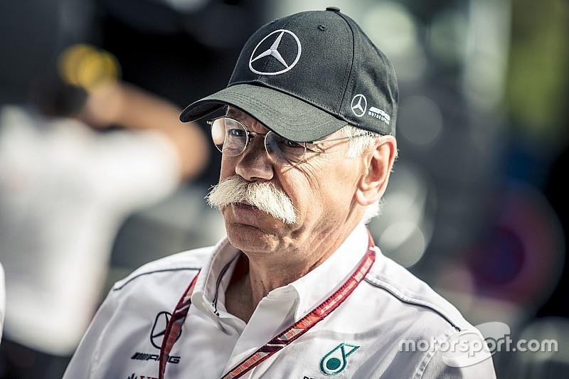 Zetsche, 2019'da Mercedes'teki görevini bırakmaya hazırlanıyor